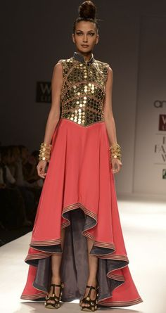 Anarkali inspired from this look