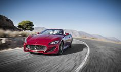 cool 2012 Maserati GranCabrio Sport Photos – ModelPublisher.com – (2)