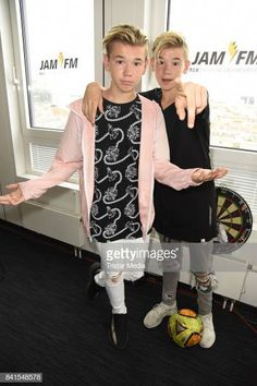 Marcus Martinus Visit 93 6 Jam Fm Takeover In Berlin Stock Pictures, Royalty-free Photos & Images