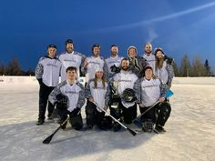 Johnson's Park kept it close, but it couldn't put any shots on net against Alexander's during the Feb. 16 championship game of the Northern Door Broomball League playoffs. Alexander's held the Park scoreless in a 2-0 victory, hoisting the Hilander Cup once again. In round one, Husby's lost to e-Tailer, and JJ's squeaked past Door …