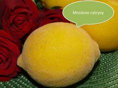 Włóż cala umyta cytrynę do zamrażalnika swojej lodówki. Trifle, Honeydew, Mojito, Sorbet, Ricotta, Mango, Ale, Fruit, Cooking