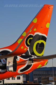 Magngo (South African Airways) Boeing 737-8BG @ JNB