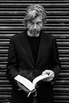 Karl Ove Knausgard. Just started reading the second book of his Struggle project. I loved the first one.