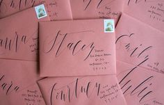 These beautifully-addressed letters. | 37 Borderline Erotic Photos For People Who Love Stationery