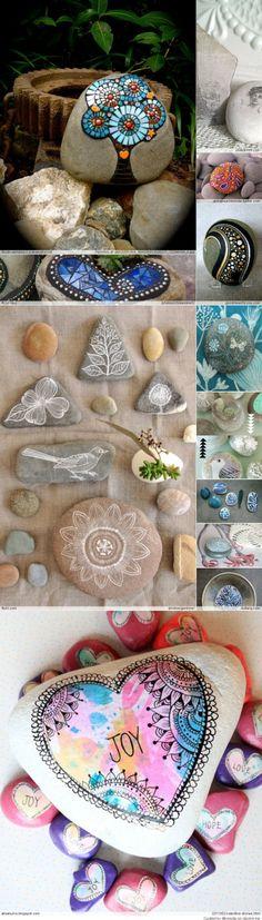 Crafty Craft_Crafts stones