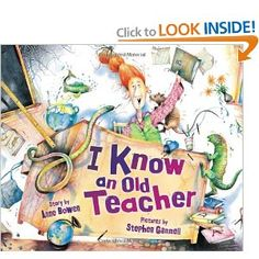 I didn't know there was a teacher version...the kids would crack up at this one!