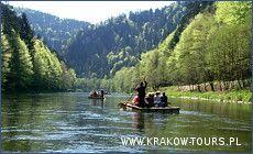 Dunajec Raft Trip. Spływ Dunajcem, www.krakow-tours.pl/
