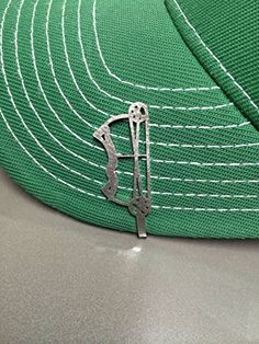 Hunting- Hunting And Fishing Brim Clip Hat Clasp (Bow Clip) >>> Check this awesome product by going to the link at the image.