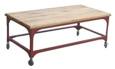 Industrial Coffee Table - Complete Pad ®