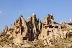 Tatooine anyone? In Cappadocia Turkey
