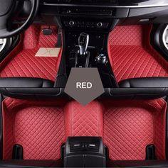 MERCEDES A B CLASS UNIVERSAL Car Floor Mats Black Carpet /& YELLOW Trim