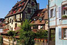 Site officiel de l'Hôtel de charme Le Maréchal et du Restaurant Gastronomique A l'Echevin situé dans la Petite Venise de Colmar en Alsace.