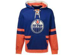 Edmonton Oilers NHL Men's CCM Pullover Hoodie