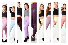 Famme - Women's Sportswear for the Gym, Yoga and Running Athletic Outfits, Athletic Wear, Training Pants, Leggings, Sporty Chic, Outfits For Teens, Fitness Fashion, Casual Wear, Ballet Shoes
