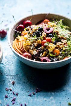 Summer Abundance Salad | halfbakedharvest.com @hbharvest