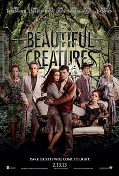Beautiful Creatures AMAZING book!  Still haven't seen the movie though lol