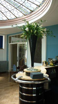 Art deco designs the project 4 art deco closet doors in for Art deco hotel devon
