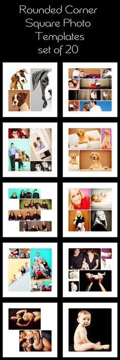 more wedding collage album ideas