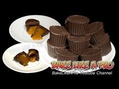 Caramel Filled Chocolates Recipe - Home made caramel filling ! yum ! - YouTube