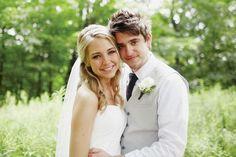Photo by Collin Hughes #wedding