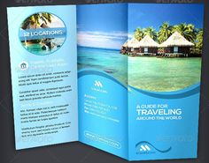 17 Great Travel Brochure Examples Fit for Globetrotters   social     17 Great Travel Brochure Examples Fit for Globetrotters   social studies    Pinterest   Brochure examples  Travel brochure and Brochures