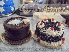 Tortas mesa dulce