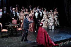 LA TRAVIATA de GIUSEPPE VERDI en el Teatro Real