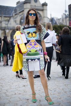 Street style looks we can't get enough of; see all the catwalk styles embraced by the finest on the street.