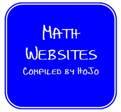 Math Websites with tons of GAMES for kids to practice!