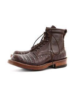 White's Work Boots C461 last.