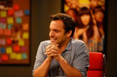 The Writers' Room - Top 10 Nick/Jess Almost Hook-Up Moments on New Girl – Sundance Channel