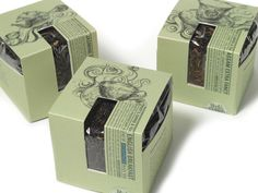 Peet's Coffee & Tea Packaging