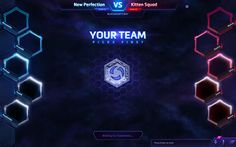 heroes of the storm ui - Google 검색