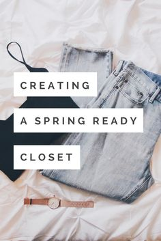 Need new items for spring? Uniqlo is here to help! #ad #uniqlojeans