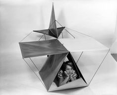 Charles & Ray Eames' Play Parade for kids opens at Vitra Design Museum in Weil am Rhein
