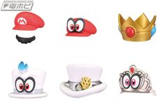 Super Mario Odyssey bottlecap collection releasing in Japan this December