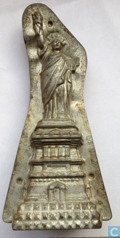 statue of liberty mold
