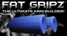 Strength Oldschool - Fat Gripz Review. Easy to use, Portable and Effective. The Blue Fat Gripz are definitely worth investing in. Read our review.