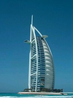 TOP 10 futuristic luxury hotels in the world