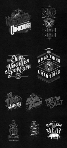 The Evolution of Type, Project by Andreas Scheiger