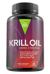 Antarctic Krill Oil Omega 3 Supplement By Naturo Sciences 100 KREAL Contains EPA DHA Phospholipids Astaxanthin 60 Softgels 30 Servings Pack of Three >>> Visit the image link more details. Omega 3 Supplements, Gas Relief, Krill Oil, Oil Uses, Essential Fatty Acids, Health And Beauty, Science, Pure Products, March