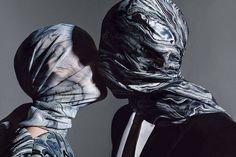 Výsledek obrázku pro rene magritte the lovers
