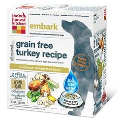 The Honest Kitchen Embark: Grain Free Turkey Dog Food , 2 lb * To view further for this item, visit the image link.