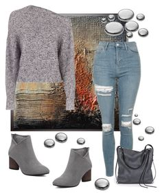 """""""Untitled #95"""" by shaejay ❤ liked on Polyvore featuring Topshop, Ina Kent and T By Alexander Wang"""