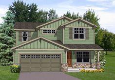 Plan #116-254 - Houseplans.com
