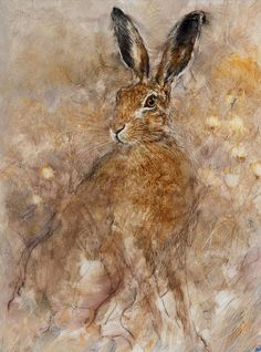 Gary Benfield, Hare   The Purcell Gallery Kenmare