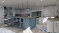 Bespoke dizajn kuchyne