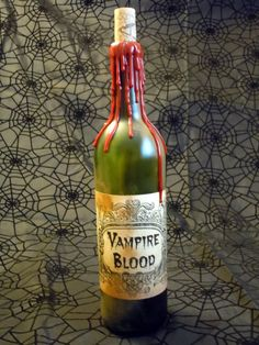 Hey, I found this really awesome Etsy listing at https://www.etsy.com/listing/72186344/ooak-vampire-blood-halloween-labeled