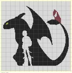Cross Stitch How to Train Your Tooth Toothless and Hiccup Silhouette, . Cross-stitch How to Train Your Tooth Toothless and Hiccup Silhouette, Dragon Cross Stitch, Cross Stitch Books, Just Cross Stitch, Cross Stitch Kits, Cross Stitch Charts, Cross Stitch Designs, Cross Stitch Pattern Maker, Cross Stitch Patterns, Cross Stitching