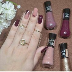 No automatic alt text available. Perfect Nails, Gorgeous Nails, Pretty Nails, Manicure And Pedicure, Gel Nails, Nail Polish, Chic Nails, Stylish Nails, French Gel